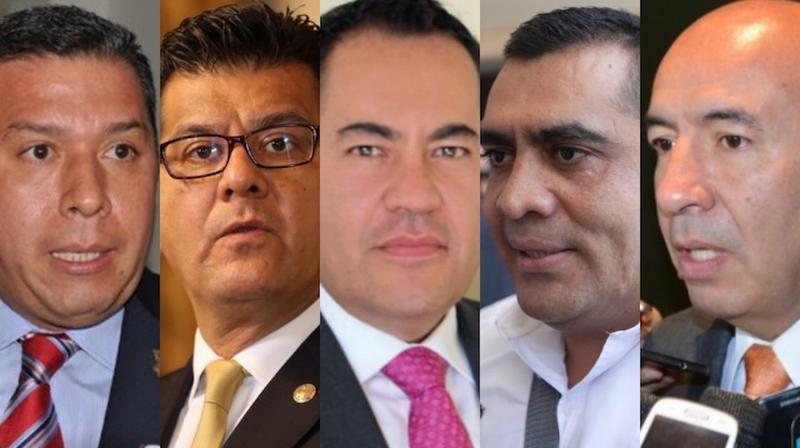 Se aclara que son versiones preliminares y no se descarta que haya variaciones en los nombramientos que este lunes haga el gobernador Silvano Aureoles