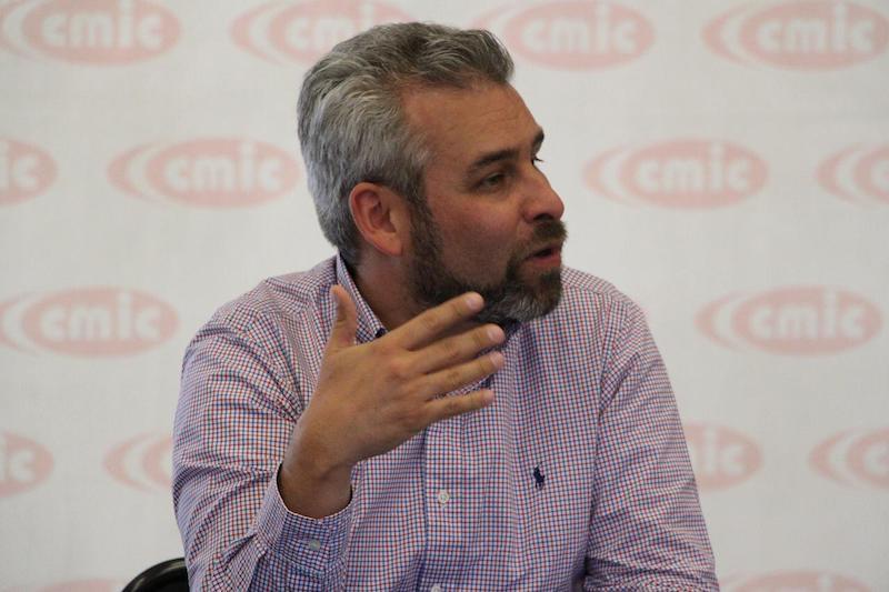 Empresarios acordaron adherirse y relanzar el exhorto propuesto por Ramírez Bedolla, aprobado en noviembre pasado por todas las fuerzas políticas representadas en el Congreso del Estado