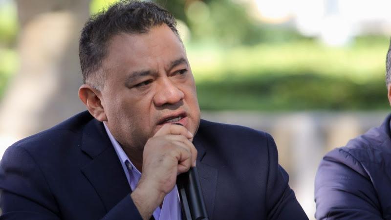 Bernabé Bahena resaltó la necesidad de coordinar esfuerzos entre los diferentes órdenes de gobierno, a fin de reivindicar el rumbo de Michoacán en materia de seguridad