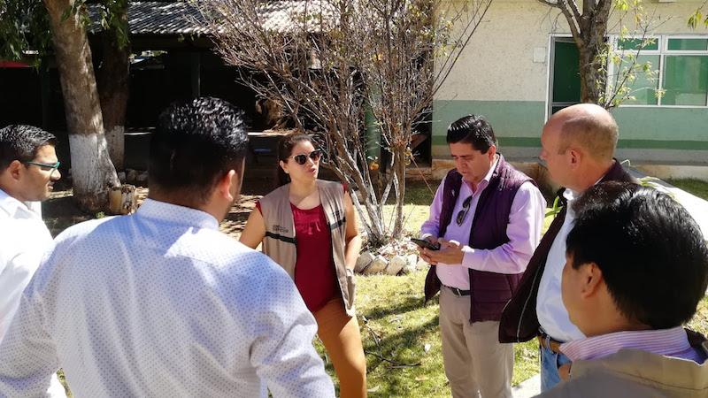 Cabe recordar que los Servidores de la Nación continúan con la realización del censo casa por casa para la integración del padrón de beneficiarios