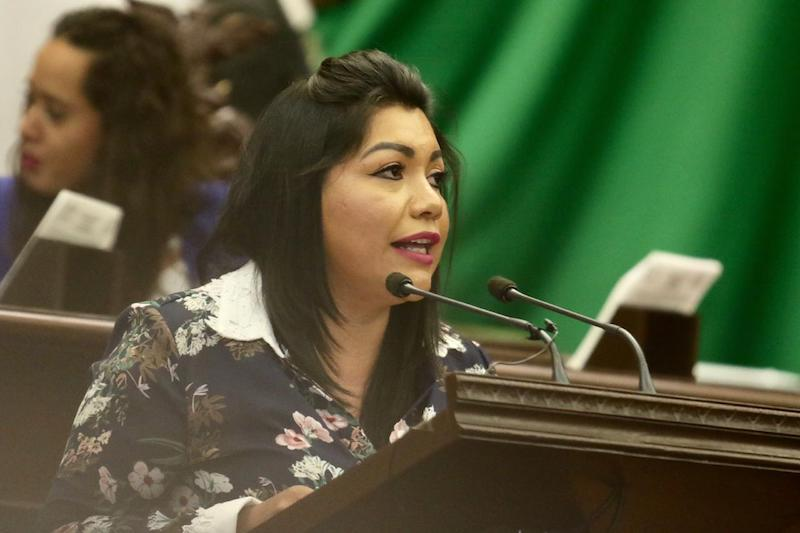 La diputada del PT refirió que se debe transitar hacia la discusión, deliberación y decisión transparente en estos órganos legislativos