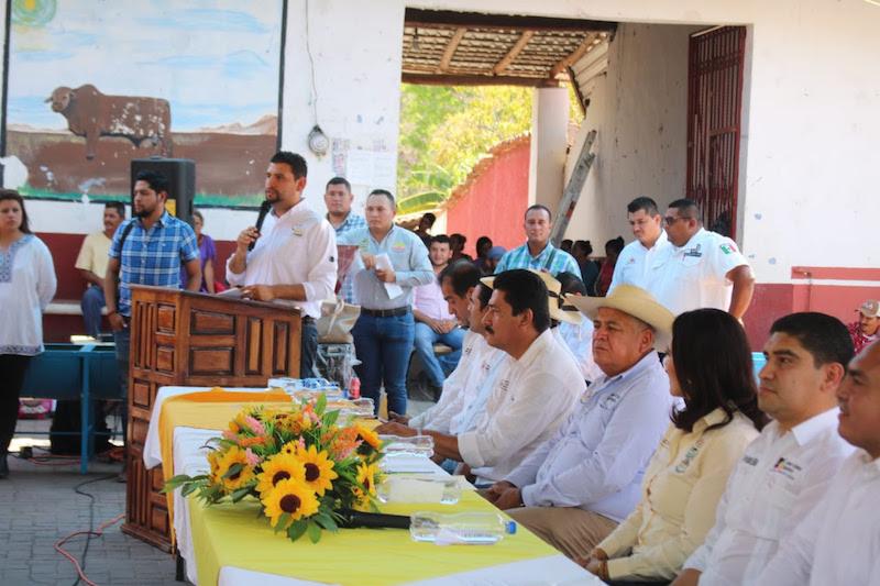 Michoacán es reconocido por su gran vocación agrícola, referente nacional, ante lo que resulta grave que se afecte al estado en el impulso de acciones para fortalecer a este sector clave para el desarrollo: Ocampo Córdova