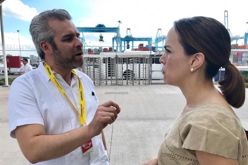 A pesar de que el puerto michoacano ha tenido un gran crecimiento y ejerce un importante liderazgo en el comercio internacional de México, abundó Ramírez Bedolla, Lázaro Cárdenas sigue siendo un municipio con significativo rezago social