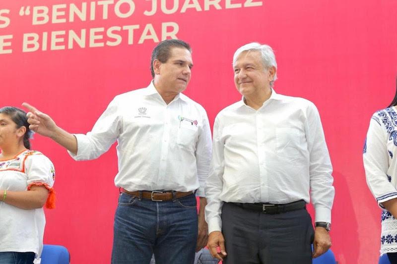 López Obrador, afirmó que está en la mejor disposición para que se federalice todo el sistema educativo en Michoacán