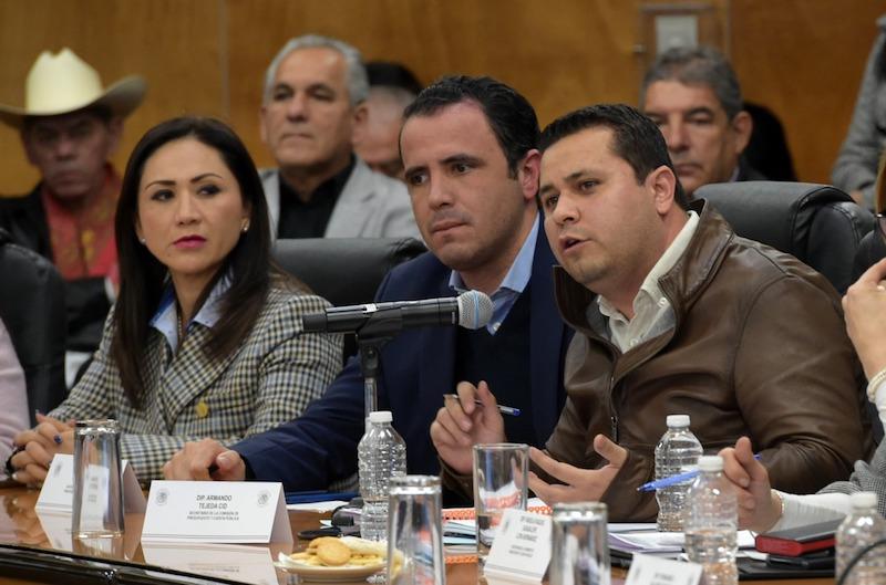 La falta de respeto a las instituciones y su autoritarismo es ratificado por la autoridad federal y ahora pretende apoderarse del Poder Judicial: Tejeda Cid
