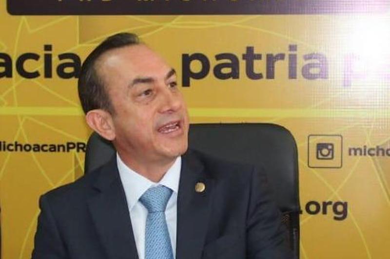 Se está viviendo un reencuentro con la militancia: Soto Sánchez