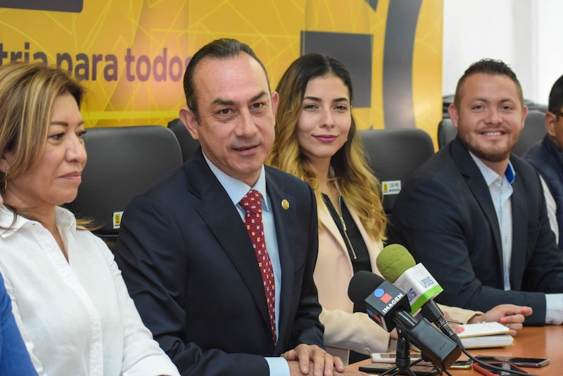 El PRD reconoce voluntad del Gobierno Federal para atender tema educativo: Soto Sánchez
