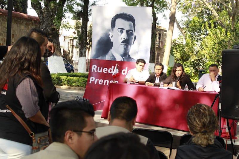 Sergio Pimentel recordó que aún en los tiempos complicados de hace 4, 5 ó 6 meses, la dirigencia estatal del Morena siempre se ha pronunciado por la conciliación, el respeto y el trabajo coordinado