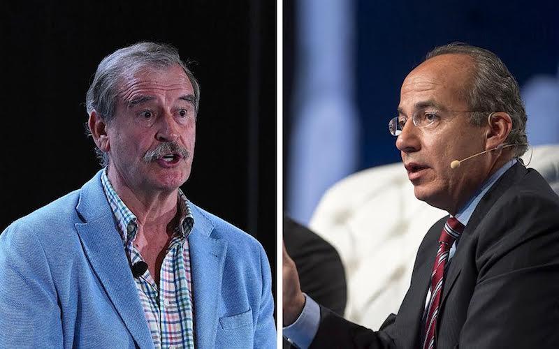 En conferencia de prensa en Palacio Nacional, el Ejecutivo federal detalló que la seguridad que se brinda a los expresidentes Calderón Hinojosa y Vicente Fox costará 10 por ciento de lo que se gastaba en los anteriores sexenios