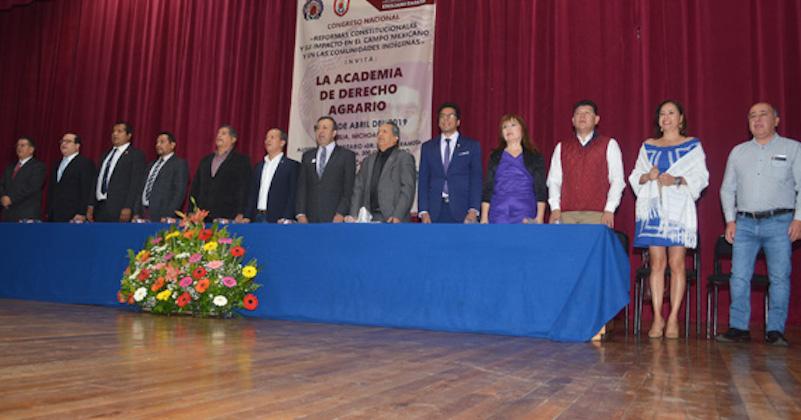El Congreso es organizado por la Facultad de Derecho y Ciencias Sociales