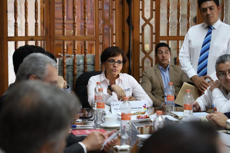Se espera que a finales de este año los 10 hospitales michoacanos cumplan con los requisitos marcados por el Sistema Integral de Gestión de Calidad y se incorporen a este rango de certificación