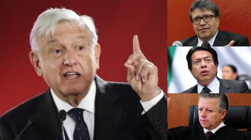 Así se está gestando la Cuarta Transformación de López Obrador, que tiene toda la facha de un gobierno absolutista y tal vez hasta dictatorial