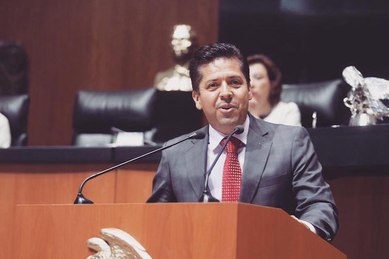 El senador del PRD trabaja para lograr que la promoción sea suficiente y así evitar la caída del sector