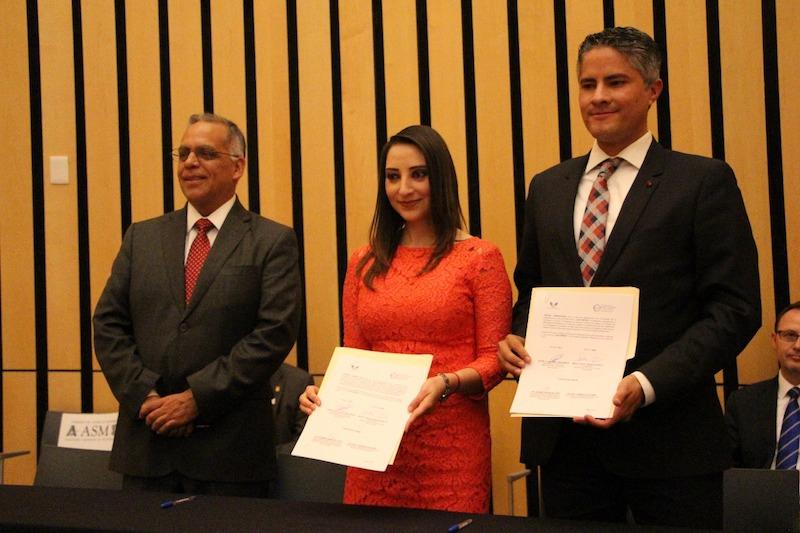 El Presidente del CPC, Juan José Tena García detalló que este comité desarrollará una agenda de actividades que incluyen la aplicación de la encuesta a estudiantes, profesores y cuerpo administrativo