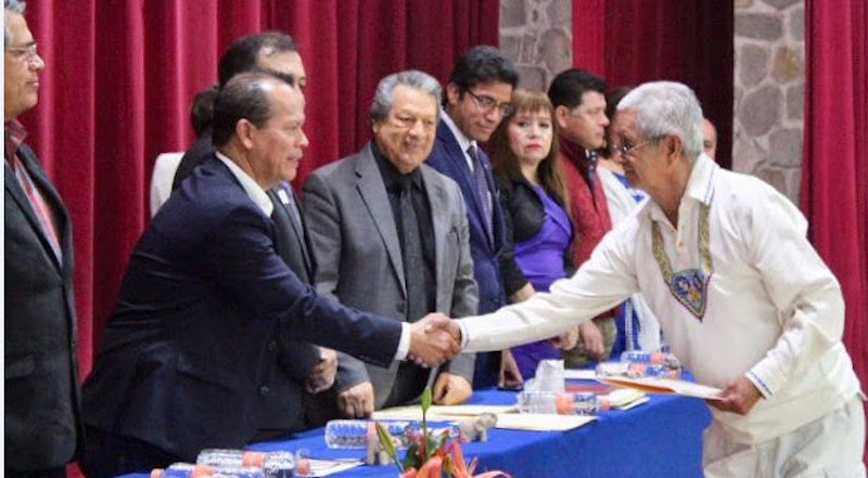 En Michoacán, se trabaja por restaurar los suelos y apoyar a las y los habitantes de los pueblos originarios de la entidad, sostuvo