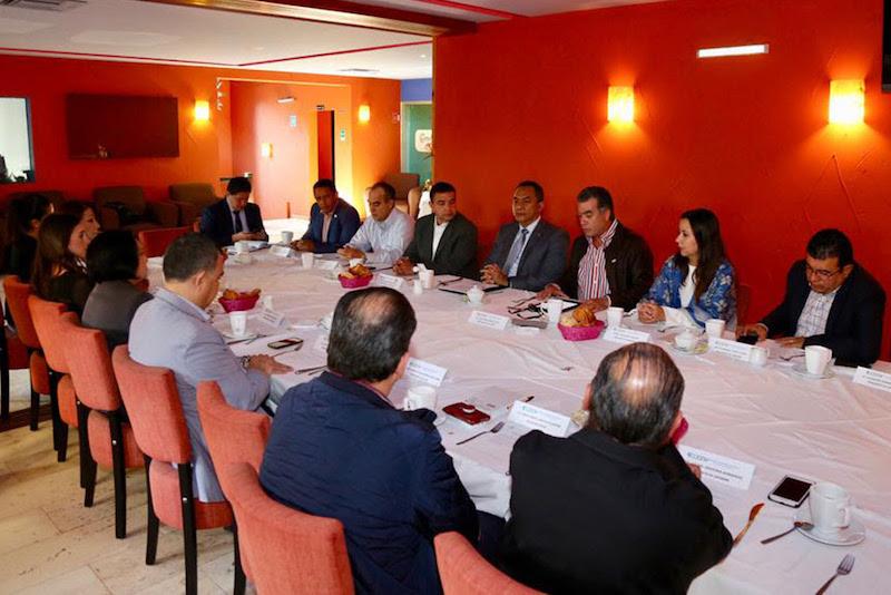 López Solís ofreció dar un puntual seguimiento en coordinación con las autoridades federales, estatales y municipales, con las que ya se trabaja en acciones estratégicas de seguridad