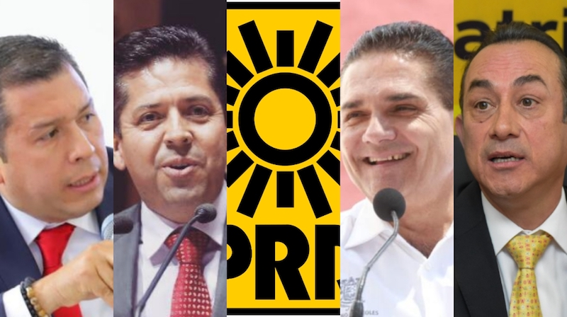 Estos son los principales liderazgos con los que ahora cuenta el sol azteca en Michoacán y con ellos y algunos otros que ya están operando, tendrán que hacer cuanto puedan para salvar el barco en las elecciones de 2021