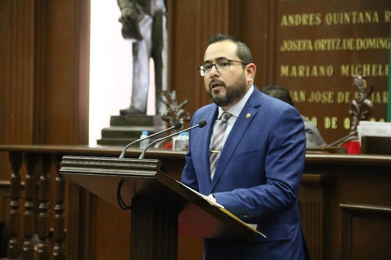 González Villagómez expuso que el Programa de Verificación Vehicular publicado el 31 de diciembre de 2018 en el Periódico Oficial del Estado de Michoacán debe garantizar más que solo objetivo general, que su aplicación no sea una medida impositiva