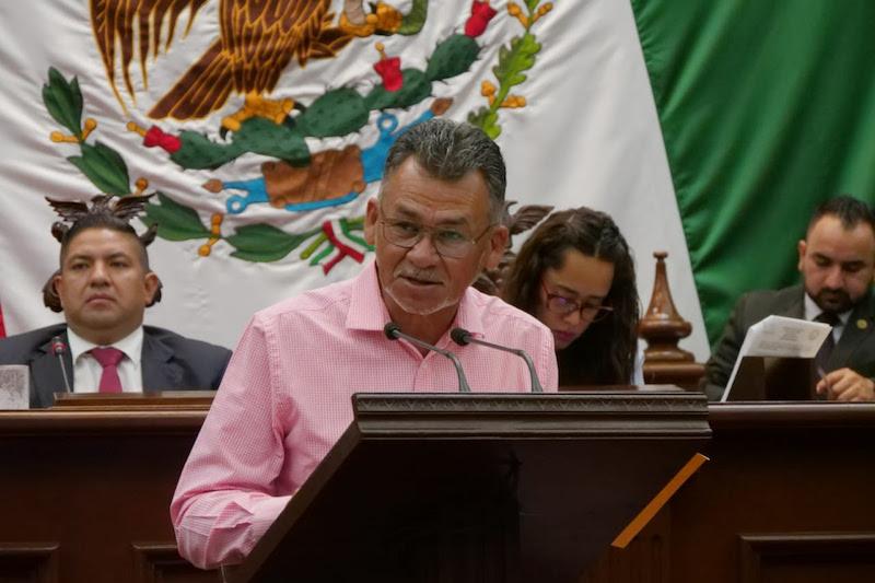 El estado de Michoacán de Ocampo, no cuenta con una ley que regule a los partidos políticos en sus actividades pos electorales: Báez Ceja