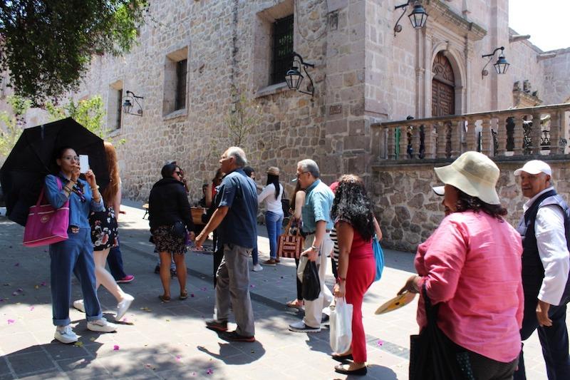Este lunes la Policía Turística iniciará con sus acciones operativas en el primer cuadro de la ciudad