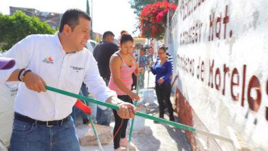 Hasta el momento, han sido recuperados más de 10 espacios públicos en la ciudad de Morelia, principalmente en las colonias de Trincheras, Villas de Oriente, Leandro valle y Santa Cecilia