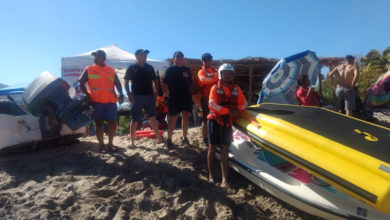 Se ha brindado la atención a 16 personas en las costas michoacanas, quienes han sido atendidas por diversas lesiones sufridas en las actividades que realizan en las playas