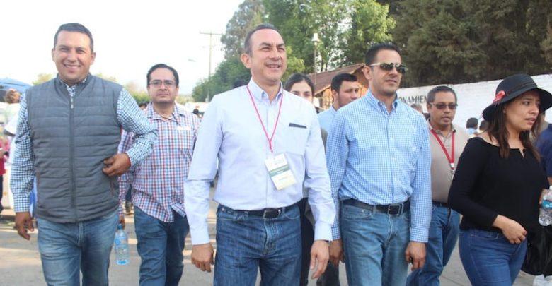 La única izquierda progresista es el PRD: Soto Sánchez