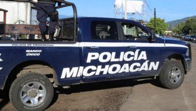 Los detenidos serán puestos a disposición de la Fiscalía General del Estado de Michoacán (FGE), para determinar su situación jurídica