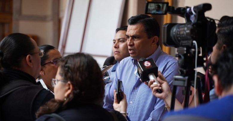 Diputados del PAN se solidarizan con familiares de David Otlica