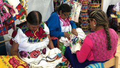 Al cierre de la Semana pasada, el sector artesanal que expone y comercializa sus piezas en Uruapan, registra una venta cercana a los 4.7 mdp