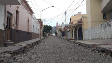 La obra comenzó el pasado 12 de abril, con el banderazo de arranque a cargo del gobernador Silvano Aureoles, y representa una inversión de 9.8 mdp aplicada por el Ejecutivo estatal