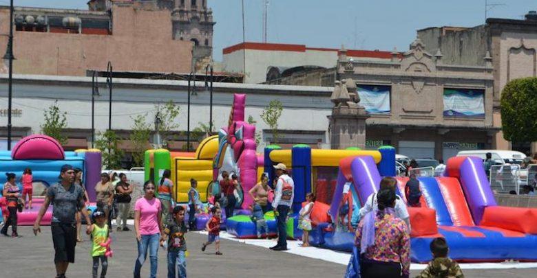 Las celebraciones cumplen una semana efectuándose en dos tenencias por día para el sector Infantil y sus familias