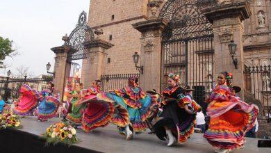 La Catedral de Morelia fue el escenario que enmarcó el inicio de esta celebración a las artes