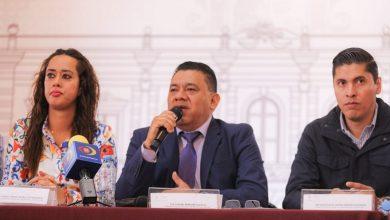 Formaliza la LXXIV Legislatura integración del Comité Organizador del Séptimo Parlamento Juvenil