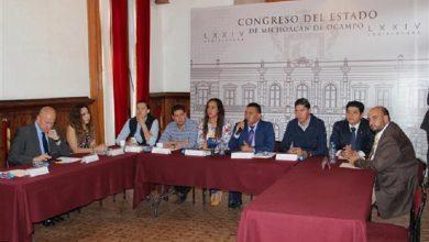 La diputada Teresa Mora destacó que el Parlamento Juvenil Michoacán 2019, será un escenario para la participación efectiva de los jóvenes