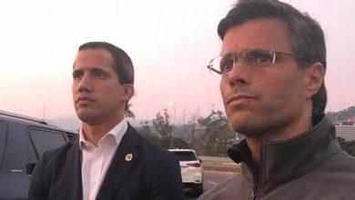 """Juan Guaidó, invitó a la población a salir a tomar las calles de manera pacífica """"para que llegue la calma en Venezuela"""""""
