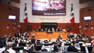 """Gustavo Madero, del PAN, señaló que esta es una reforma meramente laboral, y la calificó como un """"retroceso"""""""