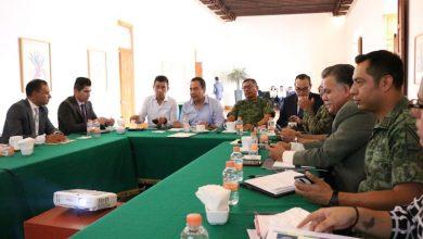 La Coordinación con el Gobierno Federal, clave para atender el tema, expone el secretario de Gobierno, Carlos Herrera