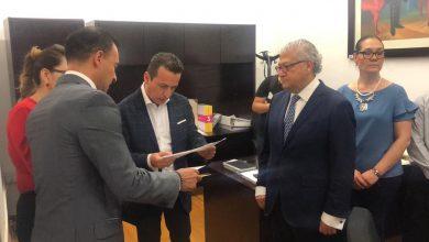 El Secretario de Finanzas del Gobierno del Estado, Carlos Maldonado, presentó en tiempo y forma el informe de los resultados de la Cuenta Pública 2018