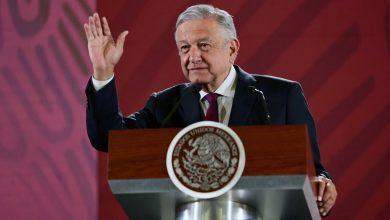 El presidente explicó que después de hacer una revisión de los documentos, se verificó que Del Mazo González no estuvo involucrado en el proyecto