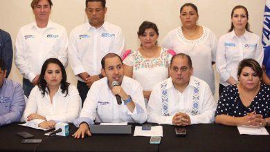 Altas expectativas de ganar la mayoría en Congreso local para blindar economía de Quintana Roo: Marko Cortés