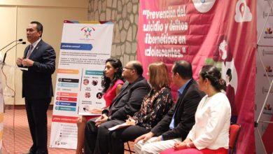López Solís, destacó la diversidad de los presentes, al encontrarse entre ellos desde estudiantes hasta profesionales de la psicología y la salud pública