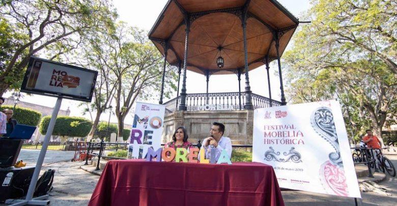 El evento es organizado por la Secretaría de Cultura de Morelia en colaboración con Turismo MunicipalEl evento es organizado por la Secretaría de Cultura de Morelia en colaboración con Turismo Municipal
