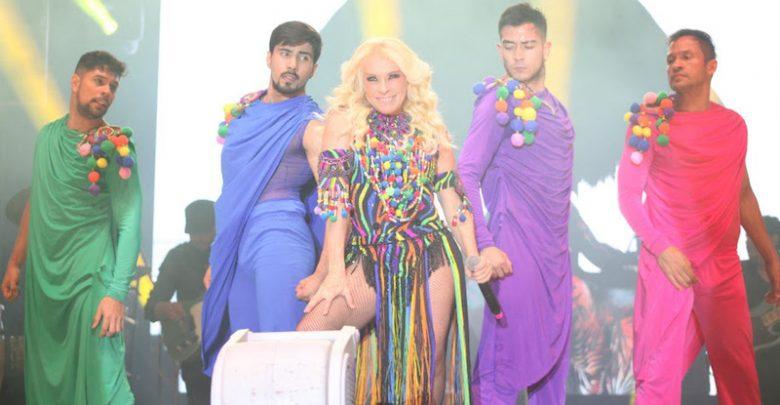 Yuri demostró una vez más a todos a sus fanáticos que posee una de las mejores voces femeninas en México