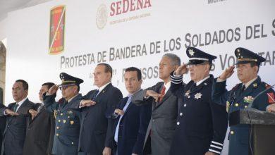 Salas Valencia resaltó la importancia de las acciones realizadas por el Ejército Mexicano, en la defensa de la soberanía del territorio Mexicano