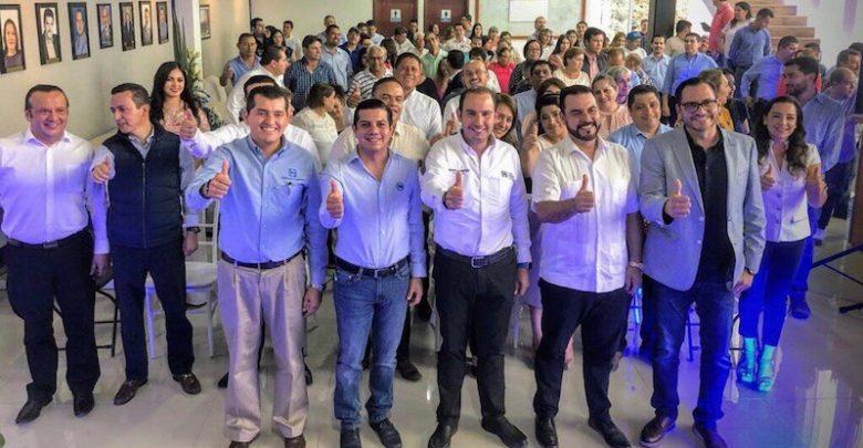 La meta de esta Dirigencia es quitarle la mayoría a Morena en el 2021: Cortés Mendoza