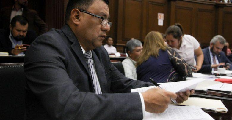 Bernabé Bahena enfatizó que la postura de Morena en materia de rendición de cuentas y transparencia siempre será responsable