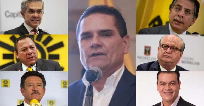 ¿Quién queda con liderazgo y convicción? Silvano Aureoles. De eso, de eso es de lo que hablaba Antonio Soto.