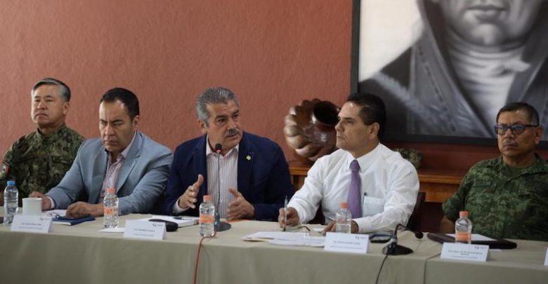 El binomio Estado-Municipio, que se ha fortalecido en los últimos días, mantuvo su postura de coordinación para el combate de delitos de alto impacto