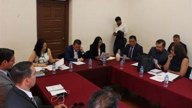 El expediente completo se tendrá que entregar los días lunes 13 y martes 14 de mayo del año en curso, en las oficinas de la Presidencia de la Mesa Directiva del Congreso del Estado